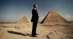 EGYPT'S MODERN PHARAOHS