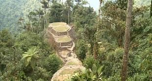 COLOMBIA - THE SIERRA NEVADA DE SANTA MARTE