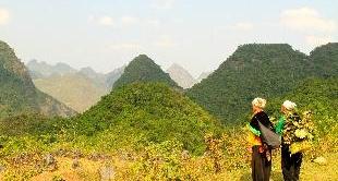 NORTH VIETNAM - MOUNT FAN XI PANG