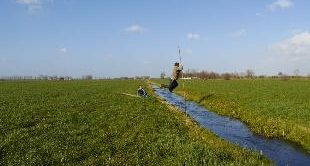 POLDERS - HOLLAND