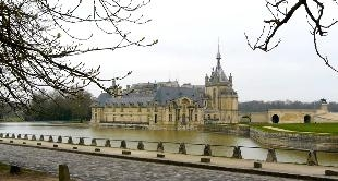 CHANTILLY - FRANCE