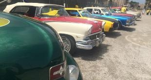 224 - CURAÇAO, A PASSION FOR ANTIQUE CARS