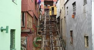 227 - VALPARAISO, THE CITY OF LIFTS