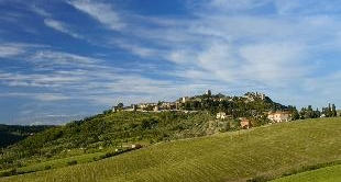70- VAL D'ORCIA - ITALIE (THE)