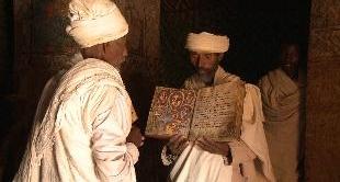 ETHIOPIA - THE CHURCHES OF WUCKRO (13')