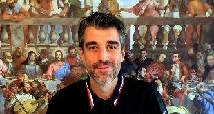 WEDDING AT CANA BY VERONESE, GLORIFIED BY NICOLAS BERNARDE (THE)