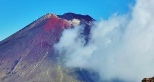 LIVING WITH VOLCANOES