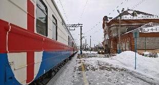 RUSSIA'S HOSPITAL TRAINS