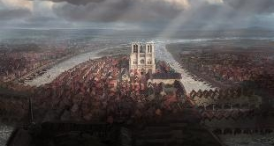 THE AGE OF THE BUILDERS : NOTRE-DAME