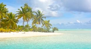 238 - THE COOK ISLANDS: WELCOME TO PARADISE