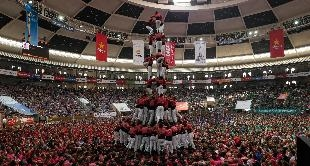 236 - CATALONIA: THE HUMAN PYRAMID EVENT