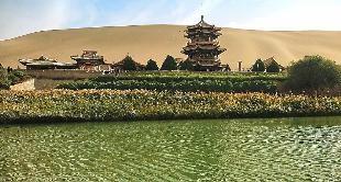 13 - THE SILK ROAD - CHINA: DUNHUANG