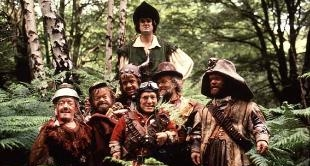 ROBIN HOOD - THE FIRST CELEBRITY OUTLAW