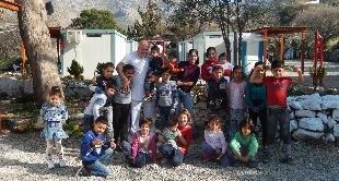 GREECE: TILOS, ISLAND OF SOLIDARITY