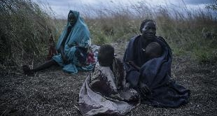 SOUTH SUDAN: WAR, FAMINE, REBELS