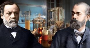 PASTEUR VS KOCH: THE DUEL THAT CURED THE WORLD