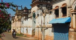 INDIA : THE PALACES OF CHETTINAD - 08-07-2017