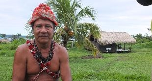 Amazon: Under the great dam - 22-07-2017
