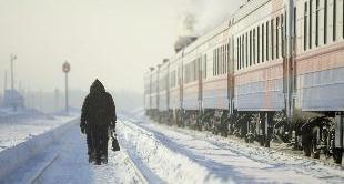44 - RUSSIA: SAINT LUKA, A HOSPITAL TRAIN