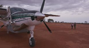 42 - KENYA : SKY AMBULANCES