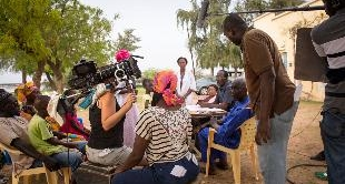 SENEGAL: A TV SHOW FOR WOMEN'S RIGHTS