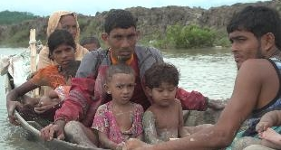 BURMA: ROHINGYAS, A SHUTTERED GENOCIDE - 07-10-2017