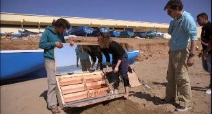 02 - INNOVATION ON BOARD  - SEA WATER DESALINATION (MOROCCO)