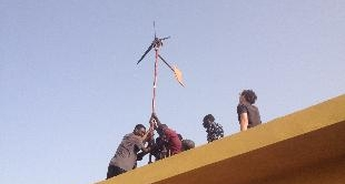 03 - INNOVATION ON BOARD  - MAKING A RECYCLED WIND TURBINE IN DAKAR (SENEGAL)