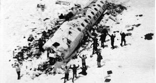 STRANDED - THE ANDES PLANE CRASH SURVIVORS