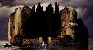 ISLE OF THE DEAD - ARNOLD BOCKLIN (THE)