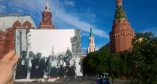 RUSSIA: THE OCTOBER REVOLUTION BY DOISNEAU
