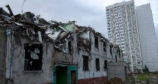 RUSSIA: MOSCOW, THE CONCRETE REVOLUTION - 25-11-2017