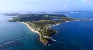 48 - TRESCO ABBEY - ENGLAND