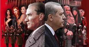 WARRING BORTHERS: FROM ATATURK TO ERDOGAN