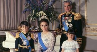FARAH DIBA PAHLAVI, THE LAST EMPRESS