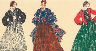 DRAWINGS OF YVES SAINT LAURENT (THE)
