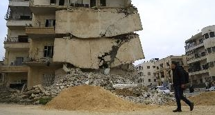 SYRIA: ASHES AND HOPES - 24-02-2018