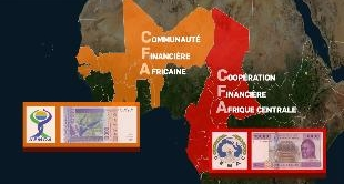 MAPPING THE WORLD - CFA FRANC: A VESTIGE OF THE COLONIAL ERA