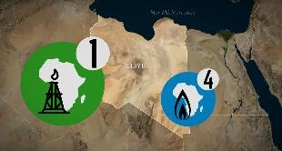 MAPPING THE WORLD - LIBYA: THE REASONS BEHIND THE CHAOS
