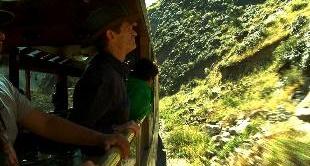 06 - PERU: A TRAIN TO THE CLOUDS