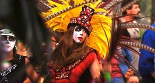 01 - DAY OF THE DEAD  -  A MEXICAN CELEBRATION
