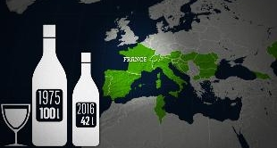 MAPPING THE WORLD - WINE GOES GLOBAL