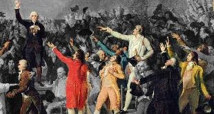 07 - 20 JUNE 1789: THE TENNIS COURT OATH
