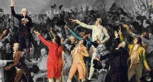 07 - 20 JUNE 1789: THE TENNIS COURT OATH