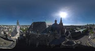 02 - MONUMENTS OF LEGEND: AACHEN, CHARLEMAGNE'S CATHEDRAL (VR)