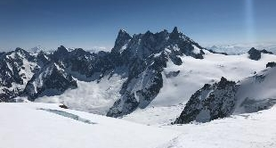 GEO 360° VR - THE MONT-BLANC IN 360°