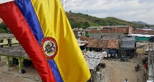 COLOMBIA: A PEACE TO DREAM UP