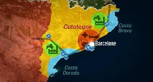MAPPING THE WORLD - CATALONIA THE SPANISH IMBROGLIO