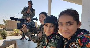 SYRIA: ROJAVA, THE WOMEN'S REVOLUTION - 11-10-2018