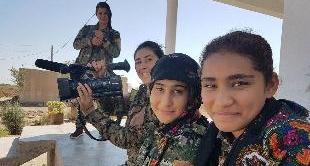 SYRIA: ROJAVA, THE WOMEN'S REVOLUTION - 11-10-2018